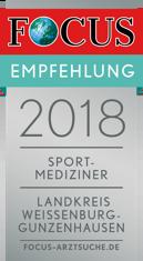 Focus Empfehlung 2018
